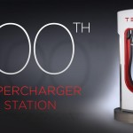 Tesla Now Has 100 Supercharger Stations Worldwide!