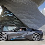 Global Deliveries and Laser Lights for the BMW i8