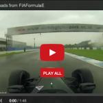 Formula E - Onboard Lap of Donington Park