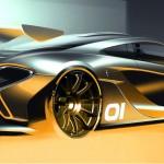 McLaren P1 GTR Revealed August 16th