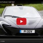 McLaren P1 Road Test
