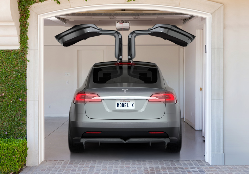 Model X Autopilot Drives Owner to Hospital