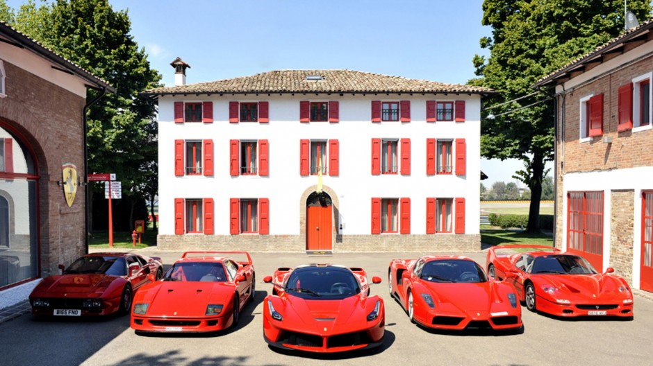 LaFerrari and Friends