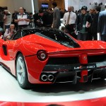 The Limited Run LaFerrari Hybrid Sports Car