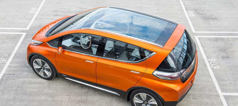 2015 Chevy Bolt EV Concept Car