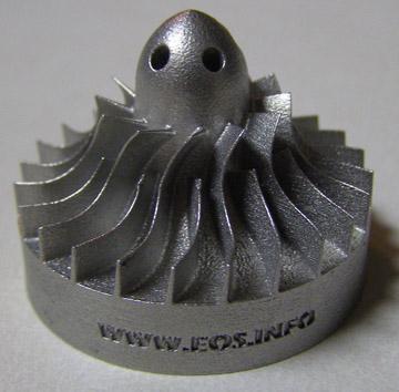 3D Printed Turbine