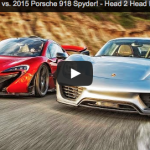 Randy Pobst Compares the McLaren P1 & Porsche 918 Spyder at Laguna Seca!