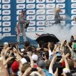 Mercedes Joins Formula E, Quits DTM's Gas Powered Race