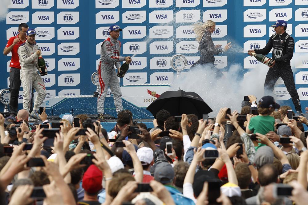 Mercedes Joins Formula E