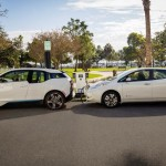 Nissan and BMW Partner to Provide Convenient Charging