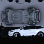 Tesla Model X Officially Launches