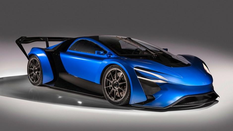 Techrules TREV Concept Car