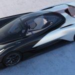 Faraday Future's FFZERO1: A Car Customized For You?