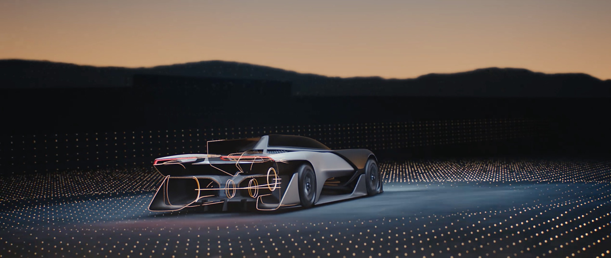 Faraday Future Plans - FFZERO1