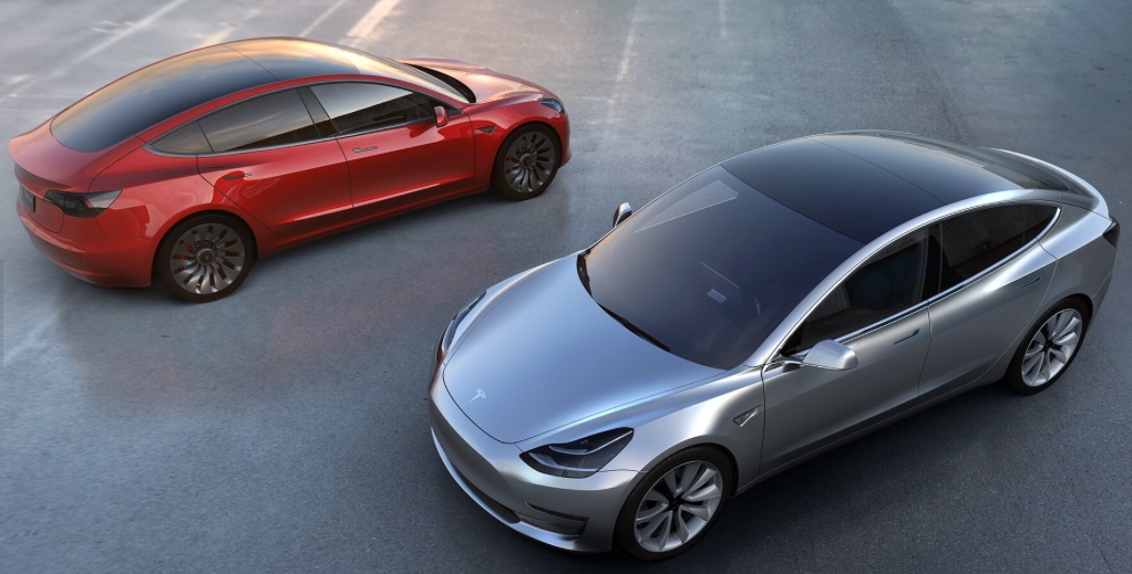 Tesla Model 3 - Fix Australias Energy Problem