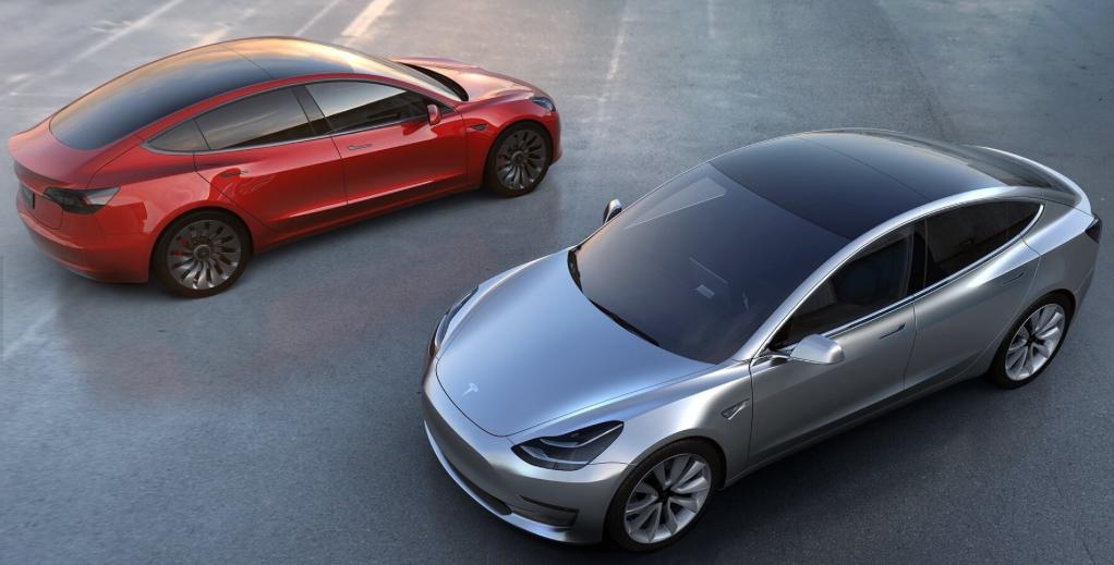 Buying a Tesla Model 3