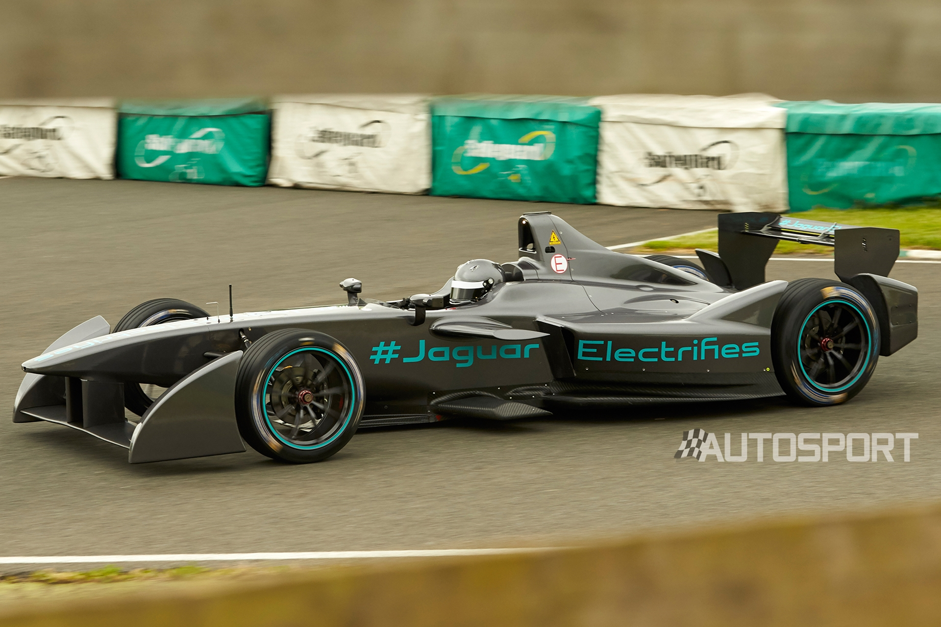 FIA Formula E - Jaguar