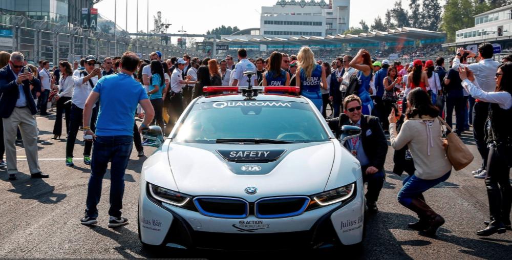 Formula E Highlights - BMW i Sponsor of Berlin Race