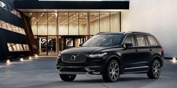 Volvo EVs & Hybrids