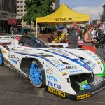 Five Electric Cars Race at Pikes Peak 2016