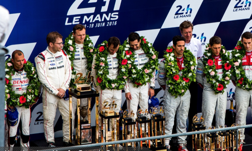 2016 Formula E Le Mans