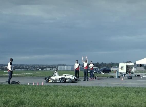 World's Fastest Electric Car -AMZ