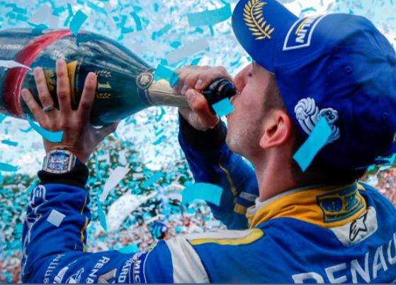 FIA Formula E Season 2 - Buemi Wins