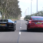 Tesla vs Lamborghini