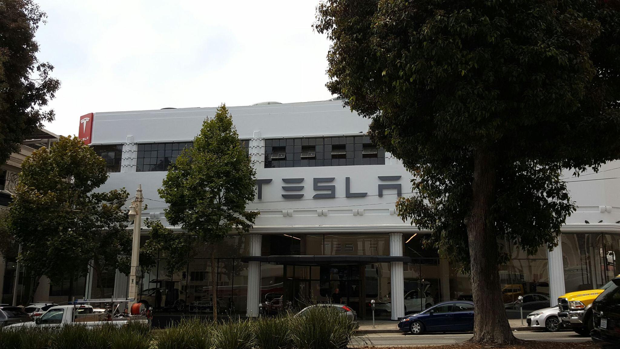 Tesla Sues Michigan