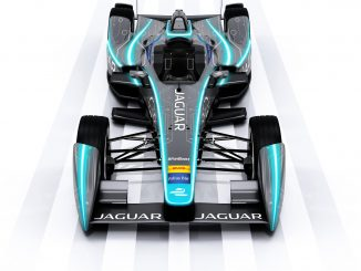 Formula E Season 3 Jaguar