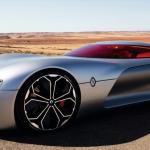 The Renault TREZOR Concept Car - Self Driving & Customizable Dash