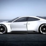 The Porsche Design Studio Discusses the Mission E Concept Study