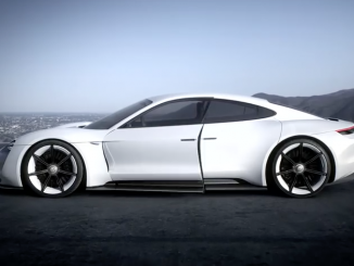 Porsche Mission E - Video