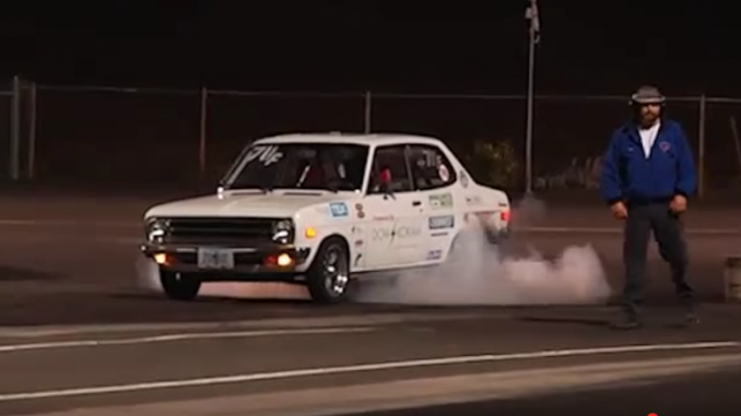 White Zombie Fastest Electric Car