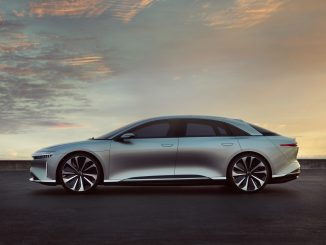 Lucid Air Luxury Electric Car