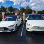 Tesla Supercharger Parking Fee
