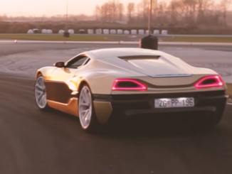 Compare EVs Rimac Concept One
