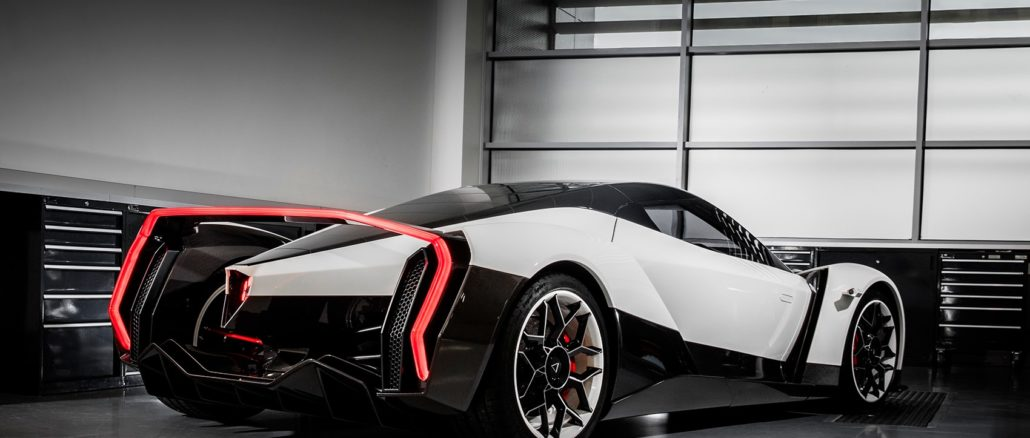 Top 10 Fastest Cars >> Plug-In Motorwerks: High Performance Electric Cars & Supercars