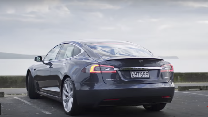 Tesla News New Zealand Model S - Model 3 Pics