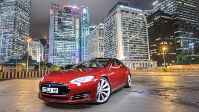 Tesla China - Worker's Strike