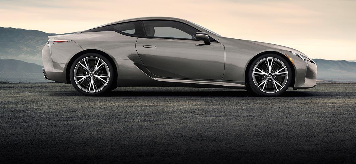 Top 10 Hybrids Lexus LC500h
