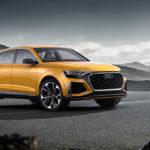 The New 2017 Audi Q8 Hybrid SUV Sport Concept