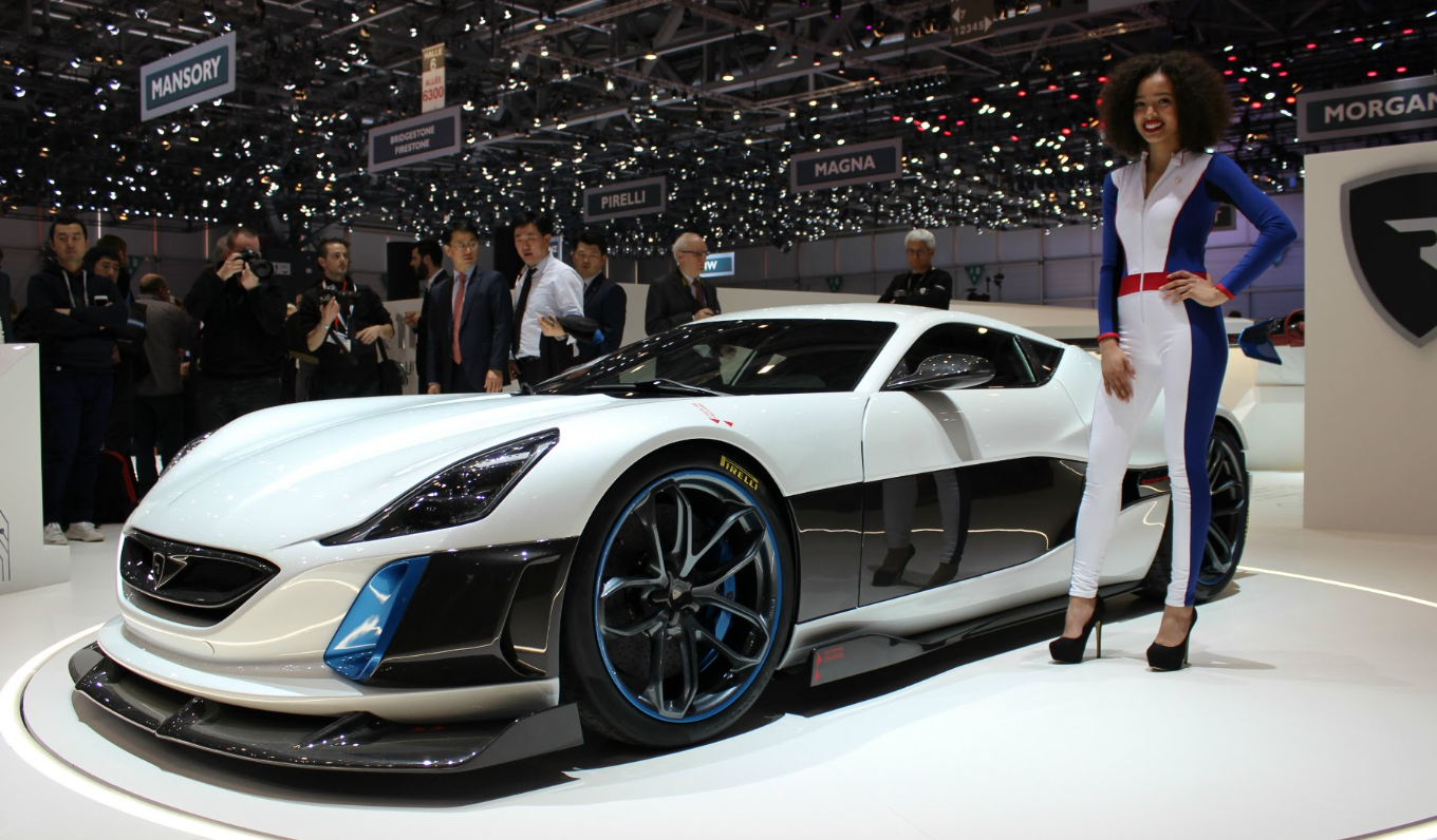 Plug In Hybrid Cars >> Rimac Concept S - Continuing to Re-Write the Future of EVs