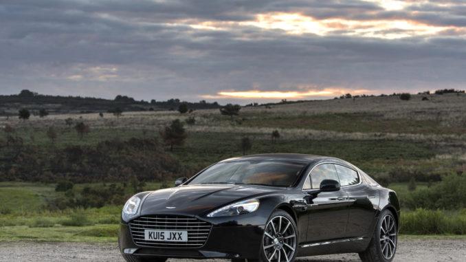 Aston Martin Electrifies EVs Hybrids