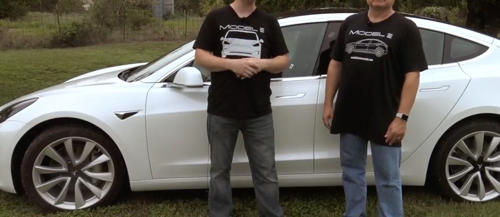 Tesla Model 3 Owners Club Video