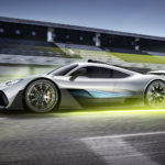 The Mercedes AMG Project One - A Plugin Hybrid Supercar