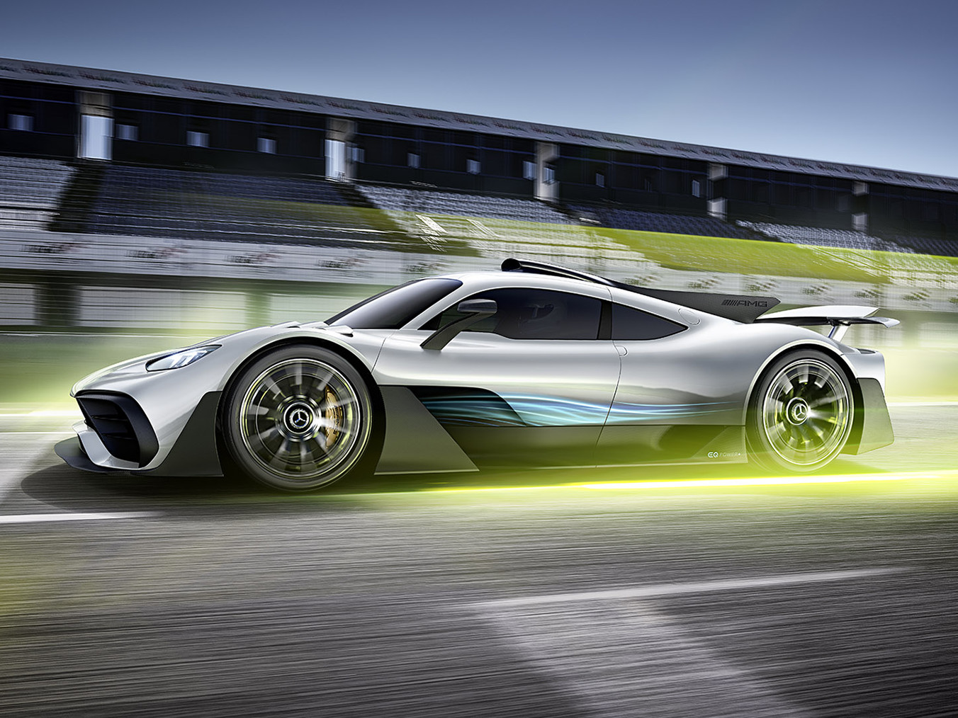 project amg mercedes supercar angeles los auto luxury hybrid cars unveiled