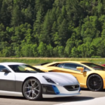 The Grand Tour EV Supercar Drag Race - Rimac Concept One Before the Crash