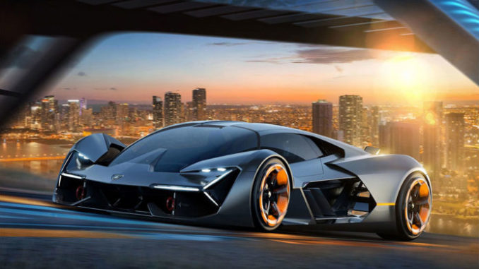 The Top 10 Electric Cars Of 2018 Ev Concepts And Production Cars