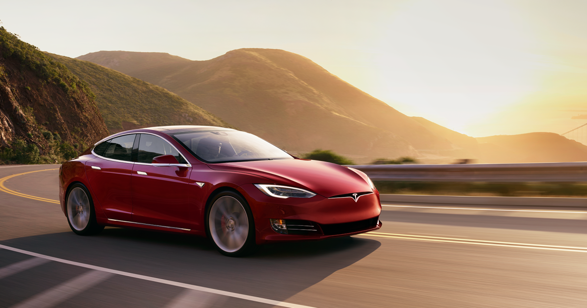 tesla model s p100d ev top 10 electric cars